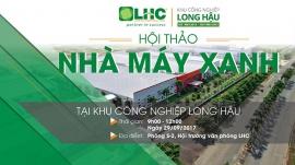 Hội thảo Nhà máy Xanh thu hút doanh nghiệp tham dự